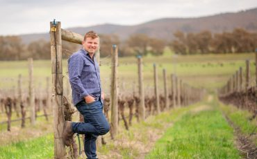 Victorian viticulturalist Andy Clarke talks soil research
