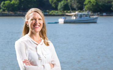 Nadia Engstrom: fisheries scientist