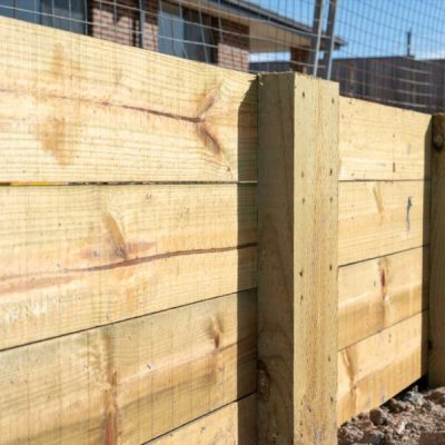 forestry research the fence march 2019