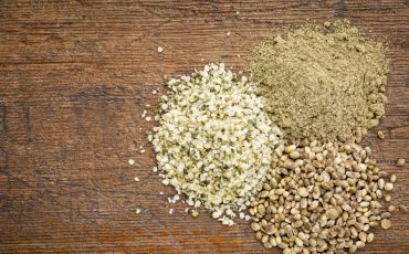 Hemp seed proteins to remediate PFAS contamination