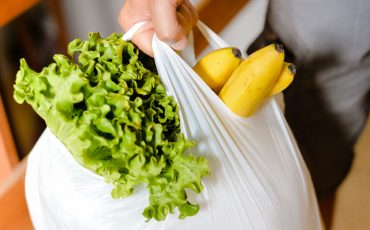 Producing recyclable films for food packaging