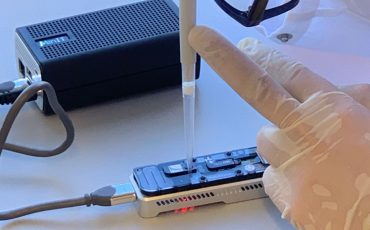 Finding the 'needle in a haystack' with new portable DNA device