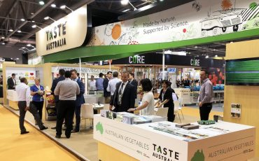 Aussie horticulture exports hit record high