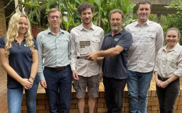 Southern Cross University students win highly competitive soil judging competition