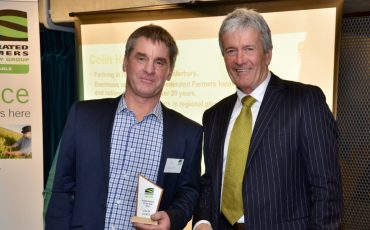 Colin Hurst elected as Federated Farmers Arable Chairperson