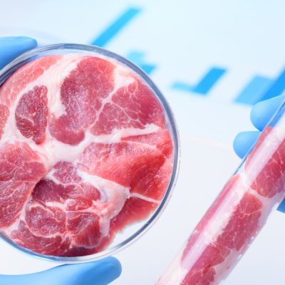lab-grown meat